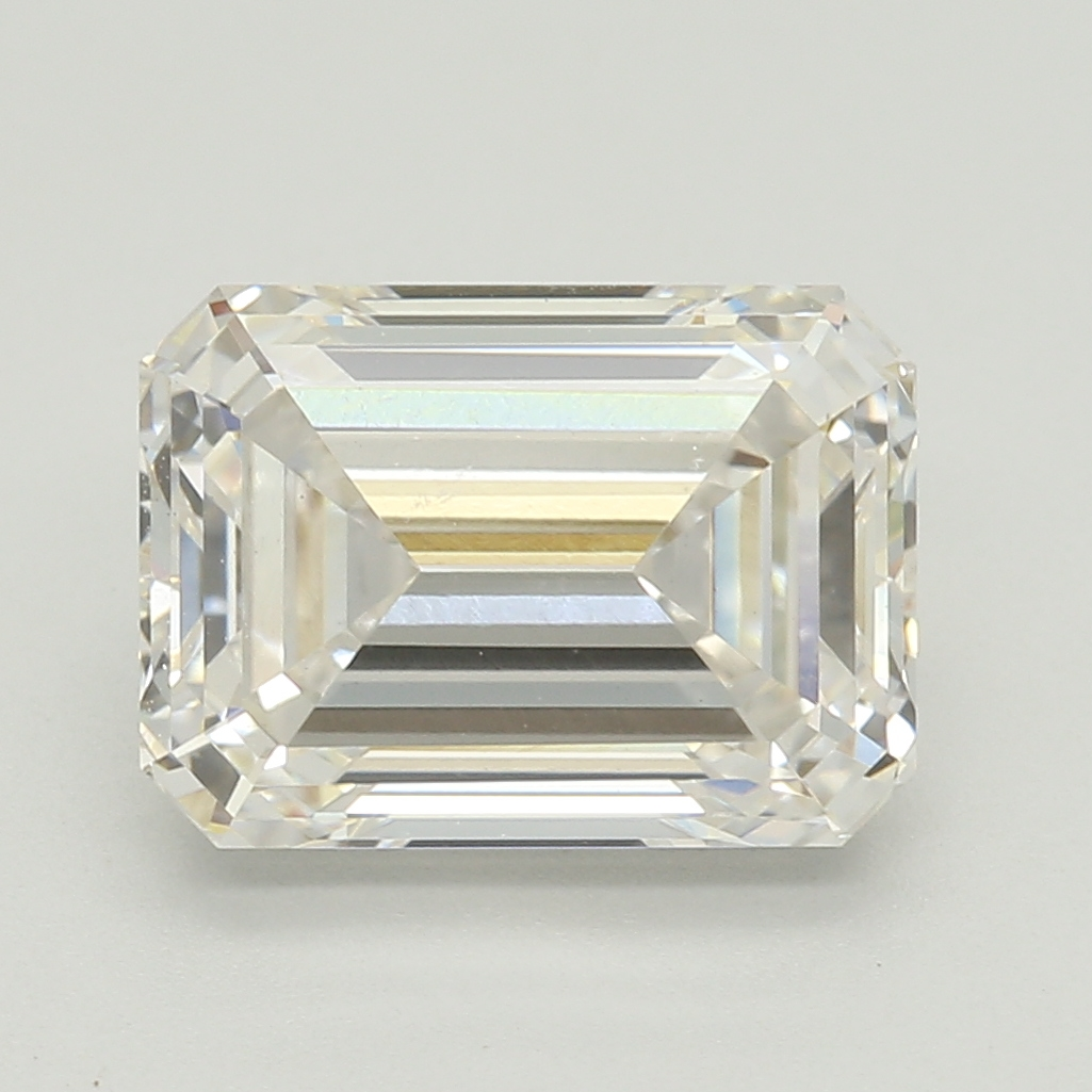 Emerald Cut 2.12 Carat I Color Vs1 Clarity Sku Lg5871492