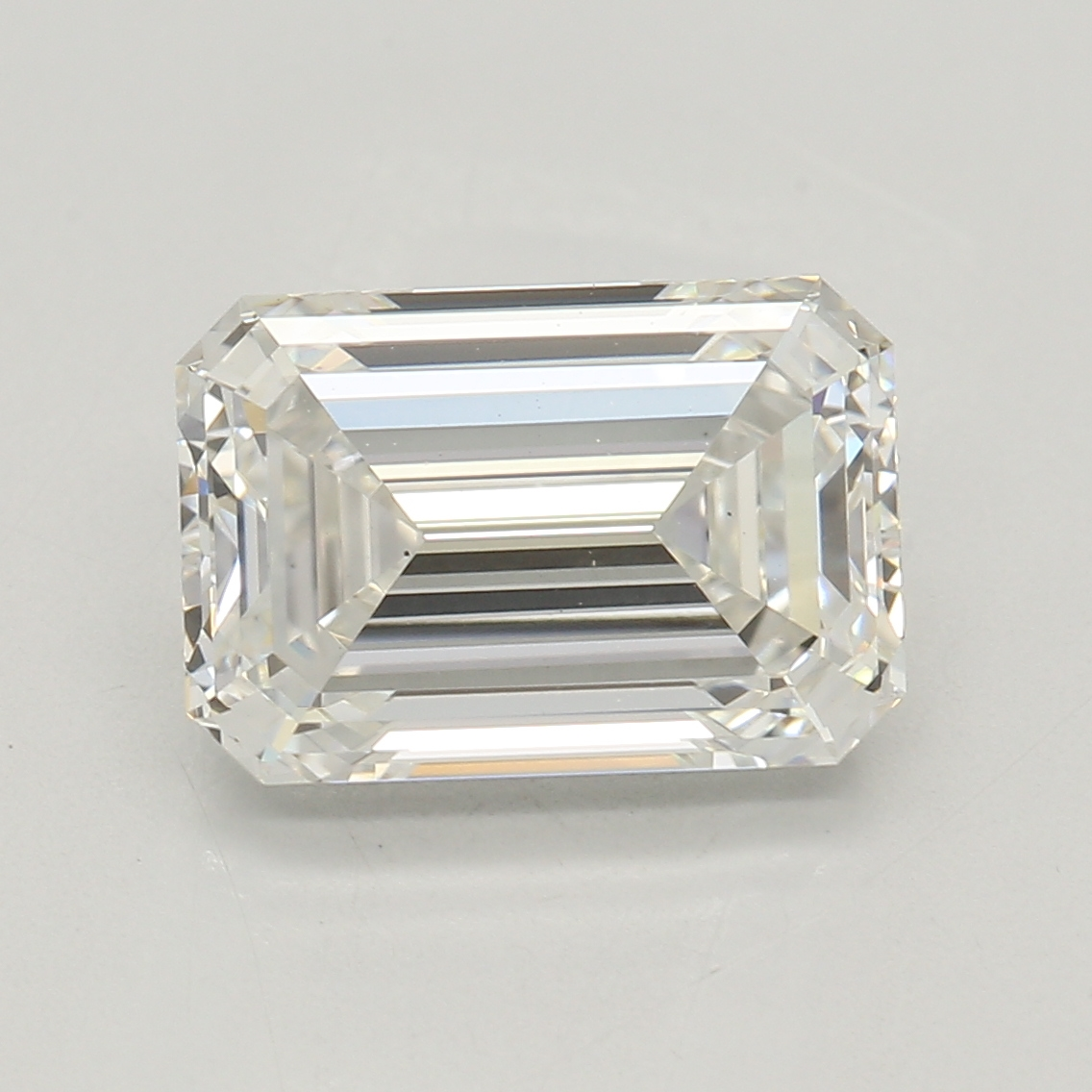 Emerald Cut 1.69 Carat H Color Vs1 Clarity Sku Lg2262506