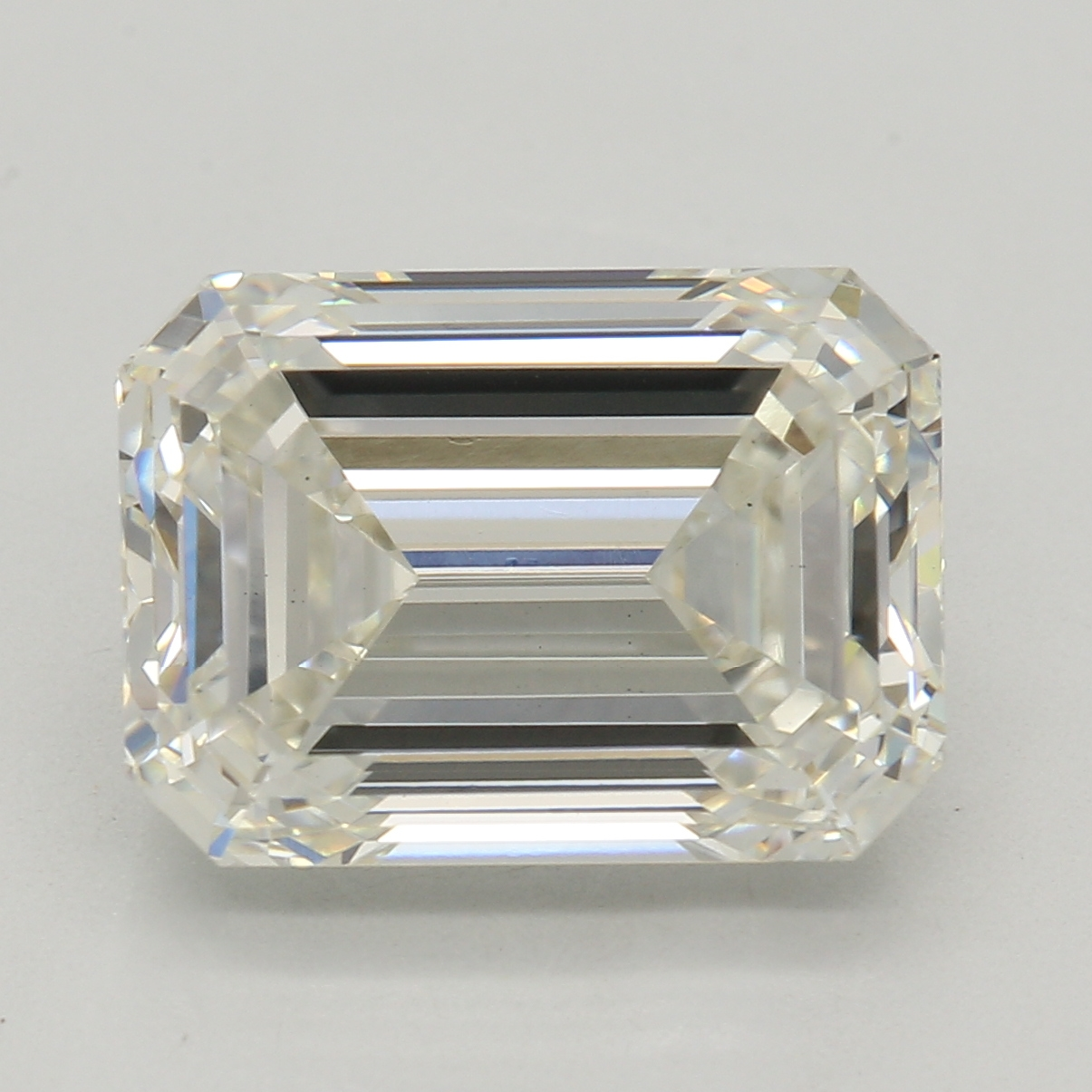 Emerald Cut 3.01 Carat J Color Vs1 Clarity Sku Lg66333181