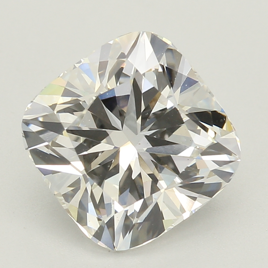 Cushion Cut 2.10 Carat H Color Vs1 Clarity Sku Lg2567441