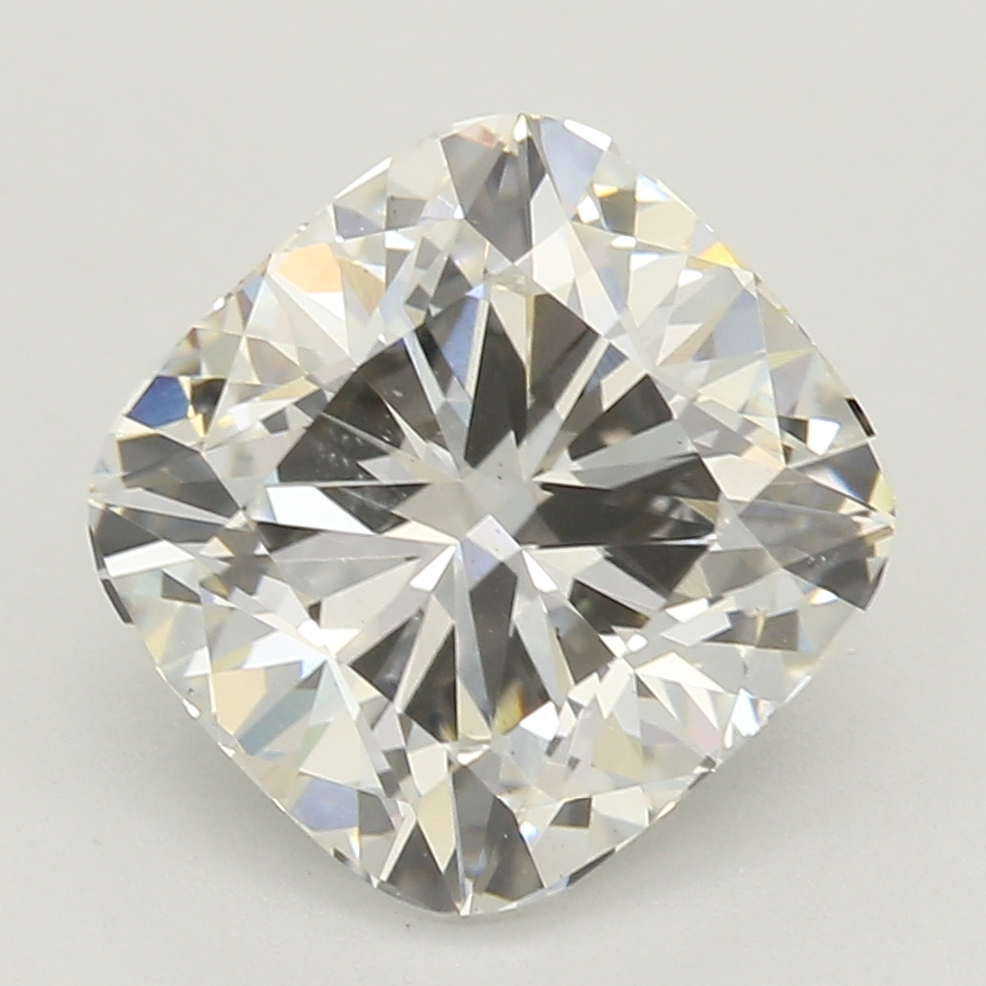 Cushion Cut 2.09 Carat G Color Vs1 Clarity Sku Lg0662468