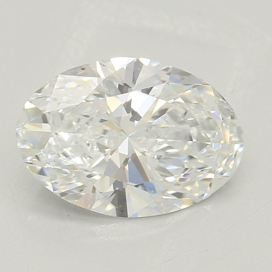 Oval Cut 1.01 Carat D Color Vs1 Clarity Sku Lg31814661