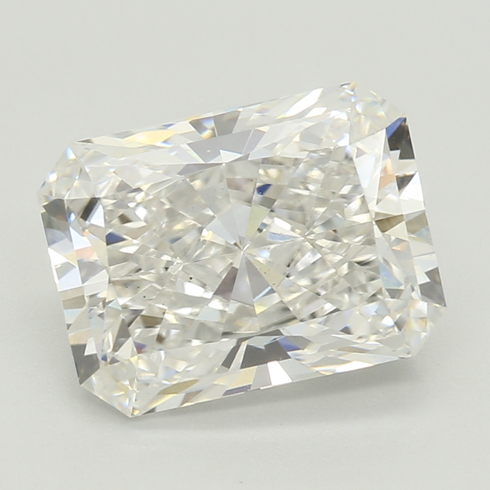 Radiant Cut 2.29 Carat G Color Vs1 Clarity Sku Lg3365790