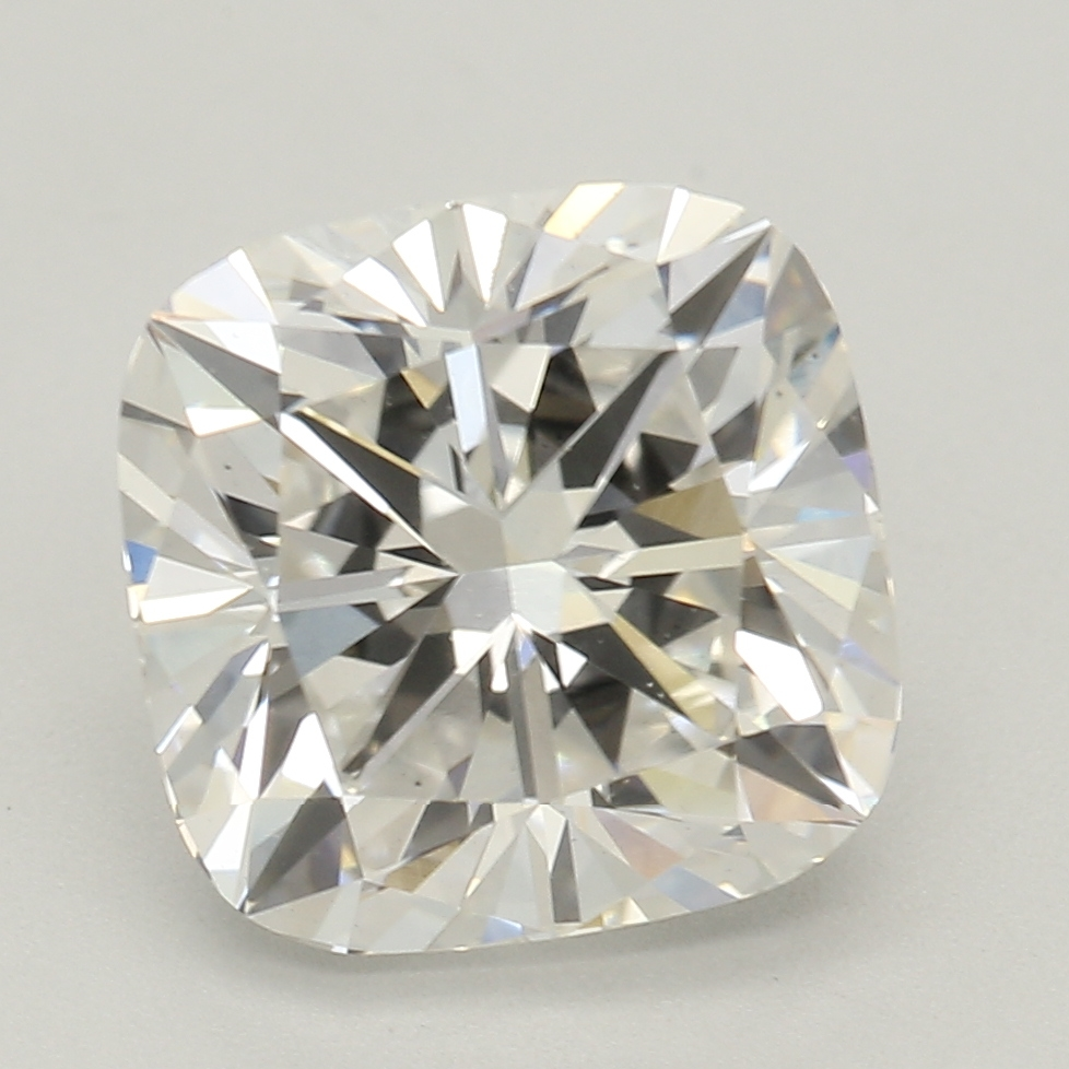 Cushion Cut 2.02 Carat G Color Vs1 Clarity Sku Lg4171132