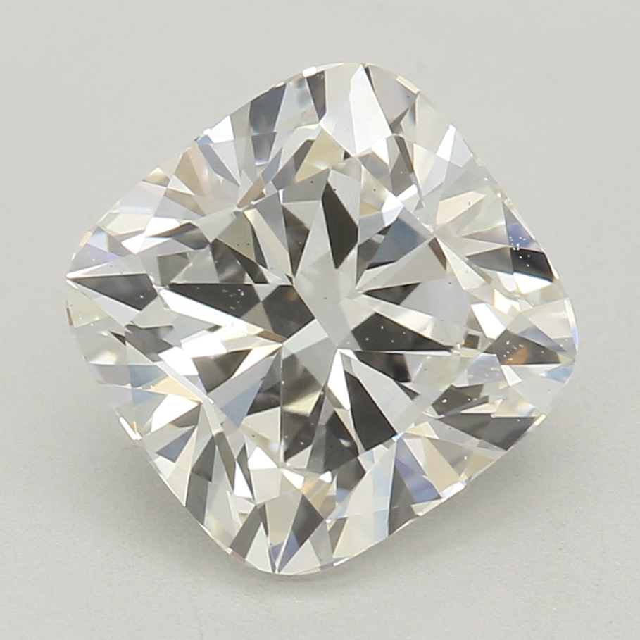 Cushion Cut 1.57 Carat I Color Vs1 Clarity Sku Lg53333167