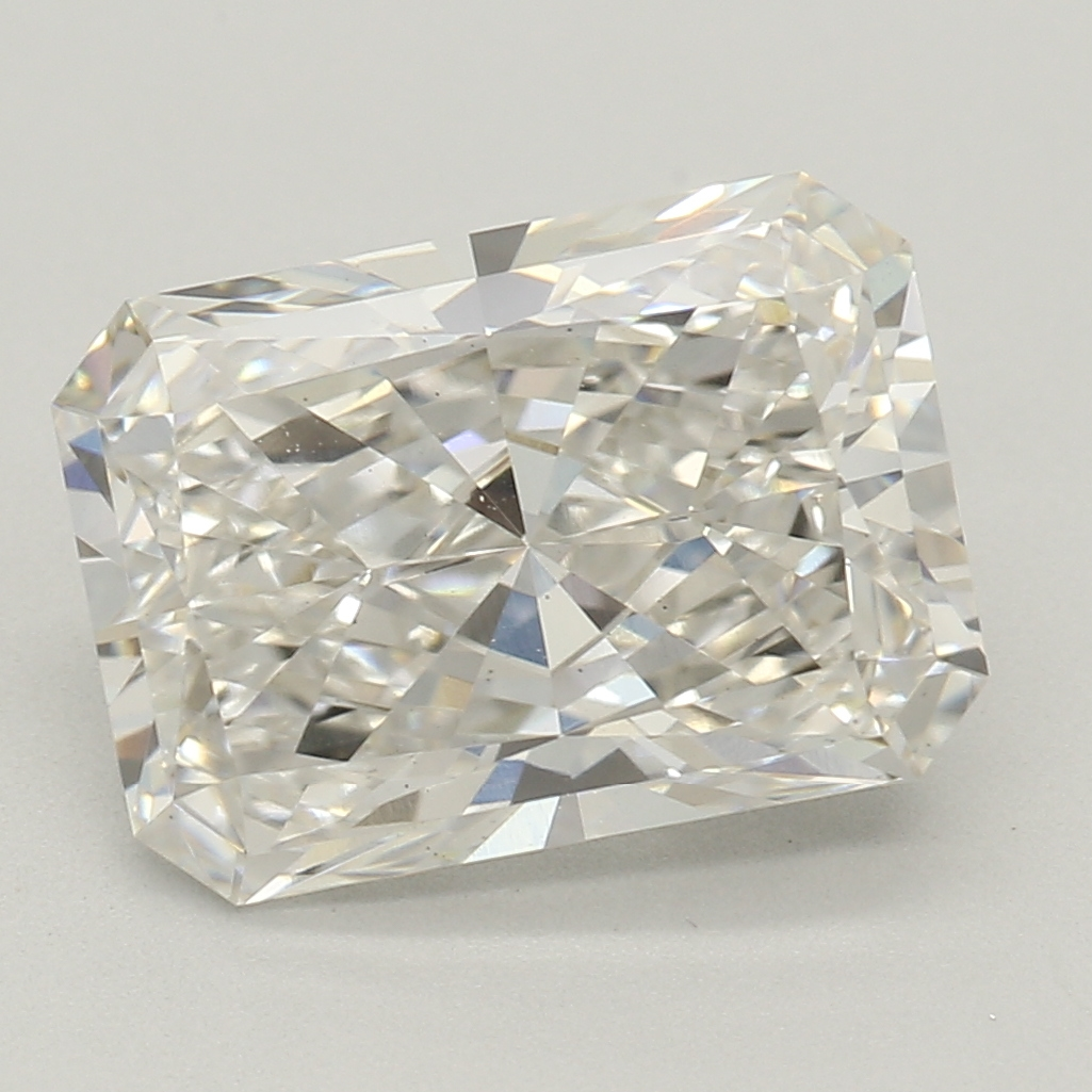 Radiant Cut 2.01 Carat G Color Vs1 Clarity Sku Lg34133121