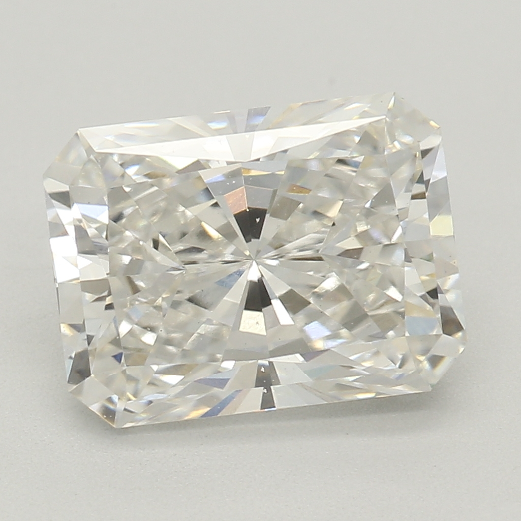 Radiant Cut 2.04 Carat H Color Vs2 Clarity Sku Lg65234865