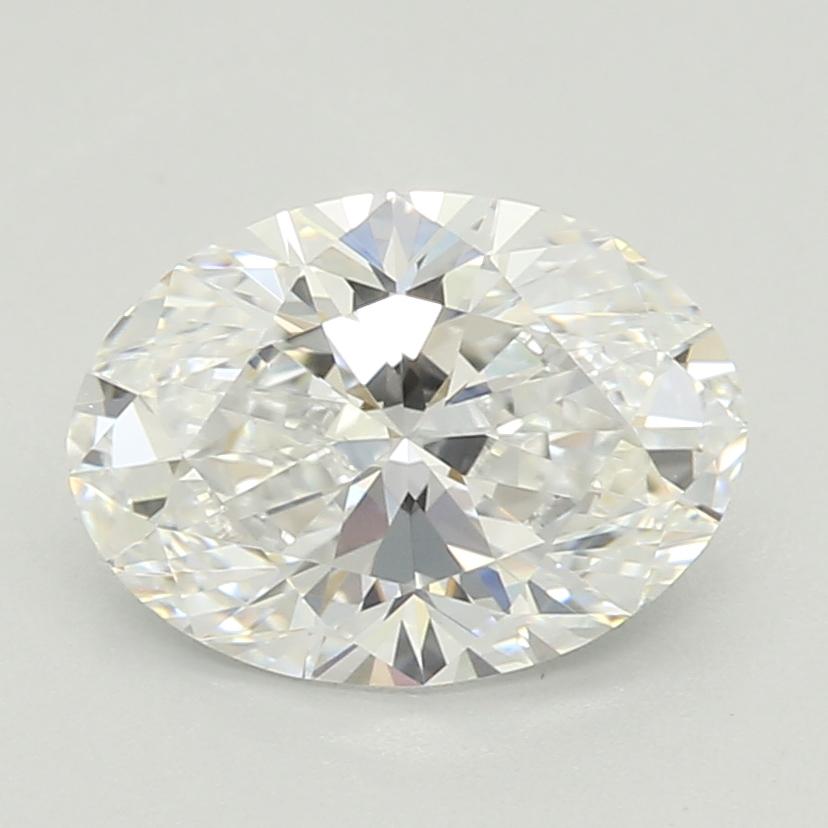 Oval Cut 1.01 Carat E Color Vs1 Clarity Sku Lg97714704