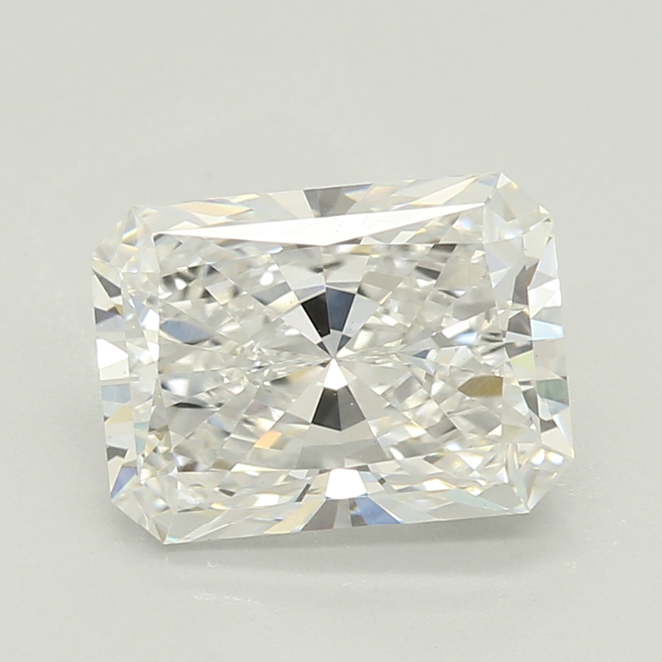 Radiant Cut 1.36 Carat E Color Vs1 Clarity Sku Lg71736428