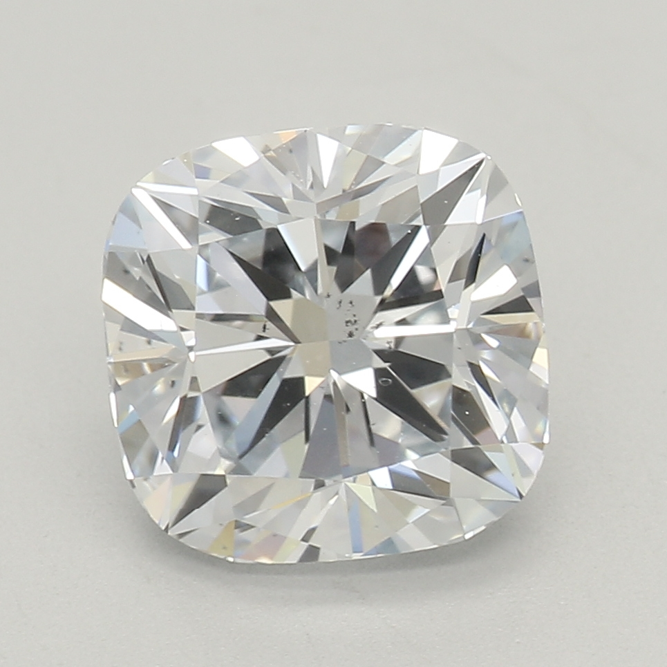 Cushion Cut 1.67 Carat J Color Si2 Clarity Sku Lg50239268