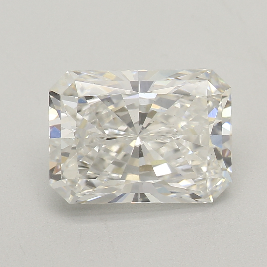 Radiant Cut 1.44 Carat G Color Vs2 Clarity Sku Lg11339860