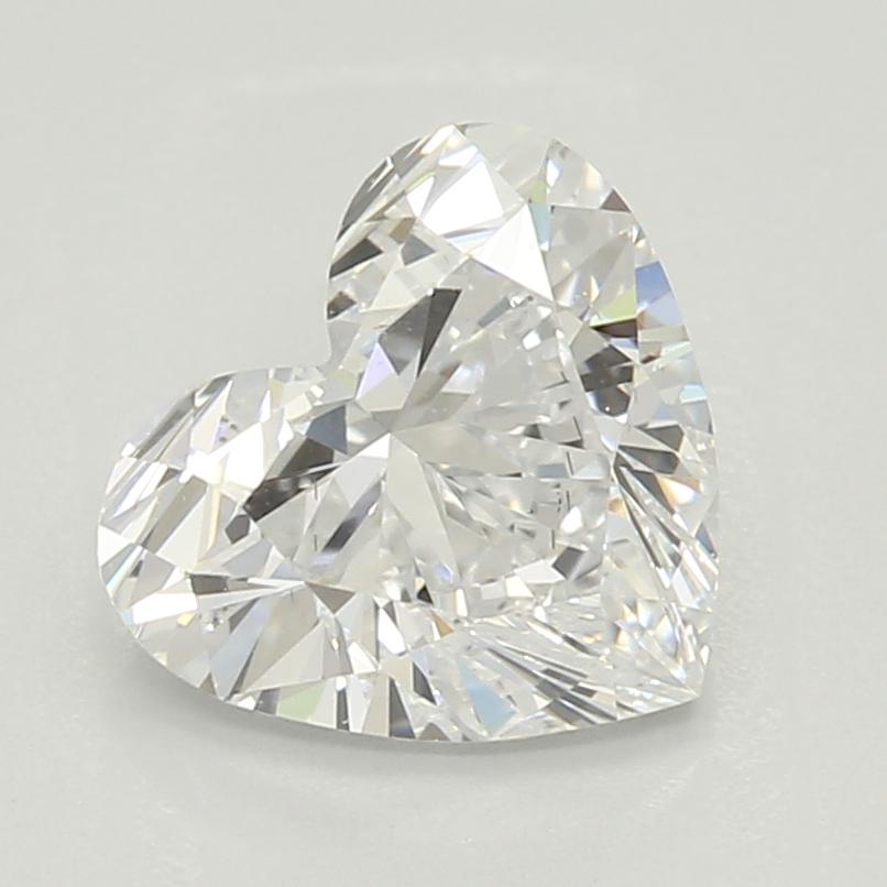 Heart Cut 1.01 Carat D Color Vs2 Clarity Sku Lg92540113