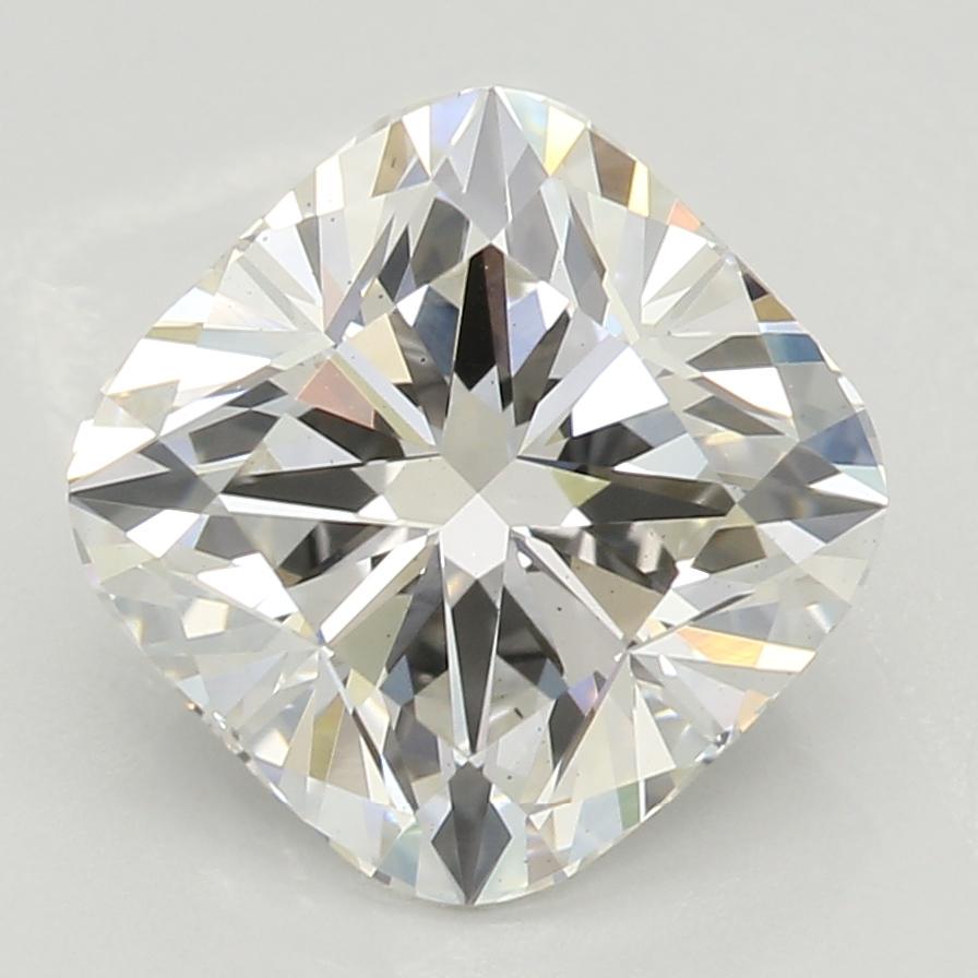2.07 Carat H-VS2 Ideal Cushion Diamond