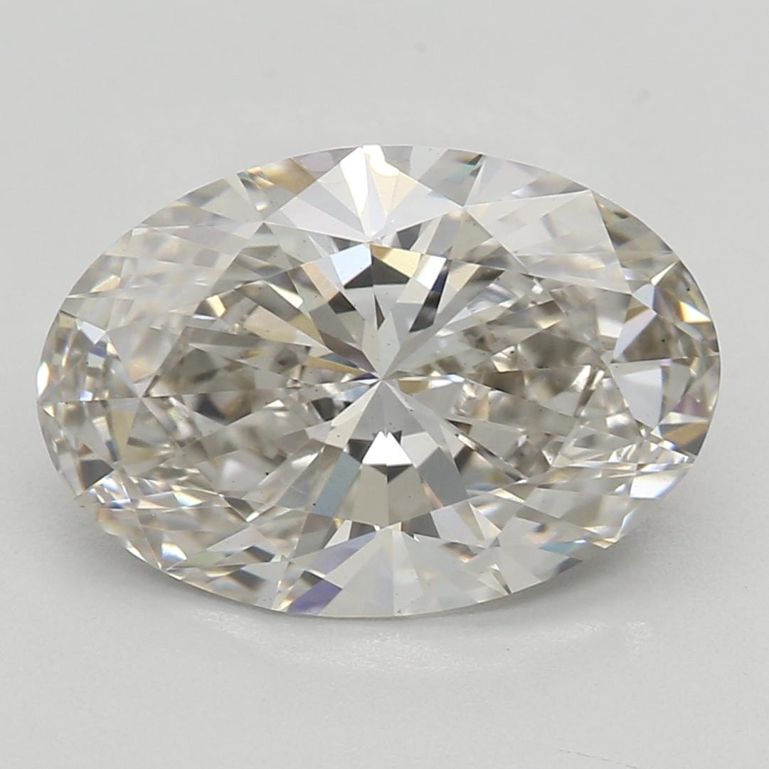 2.15 Carat I-VS1 Ideal Oval Diamond