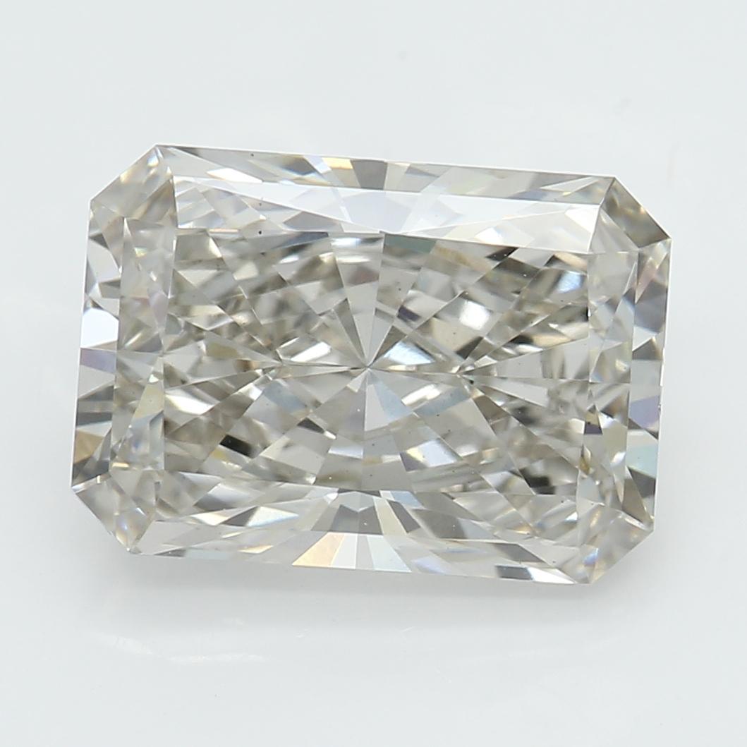 2.13 Carat I-VS2 Ideal Radiant Diamond