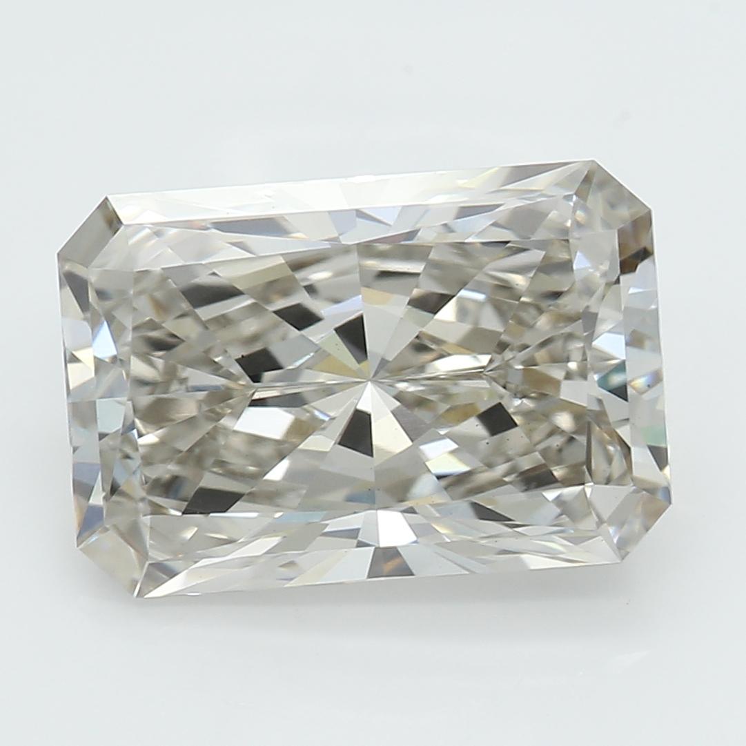 2.31 Carat J-VS1 Ideal Radiant Diamond