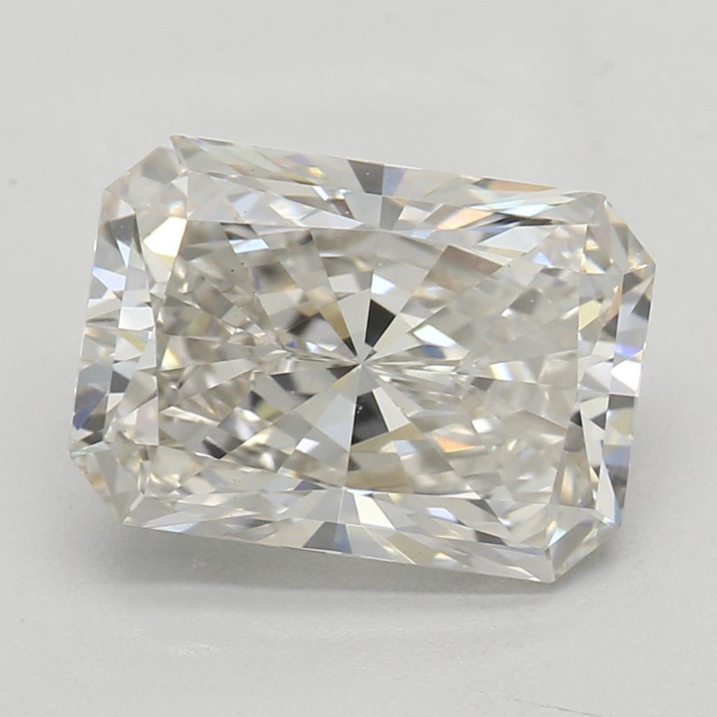 2.00 Carat I-VS1 Ideal Radiant Diamond