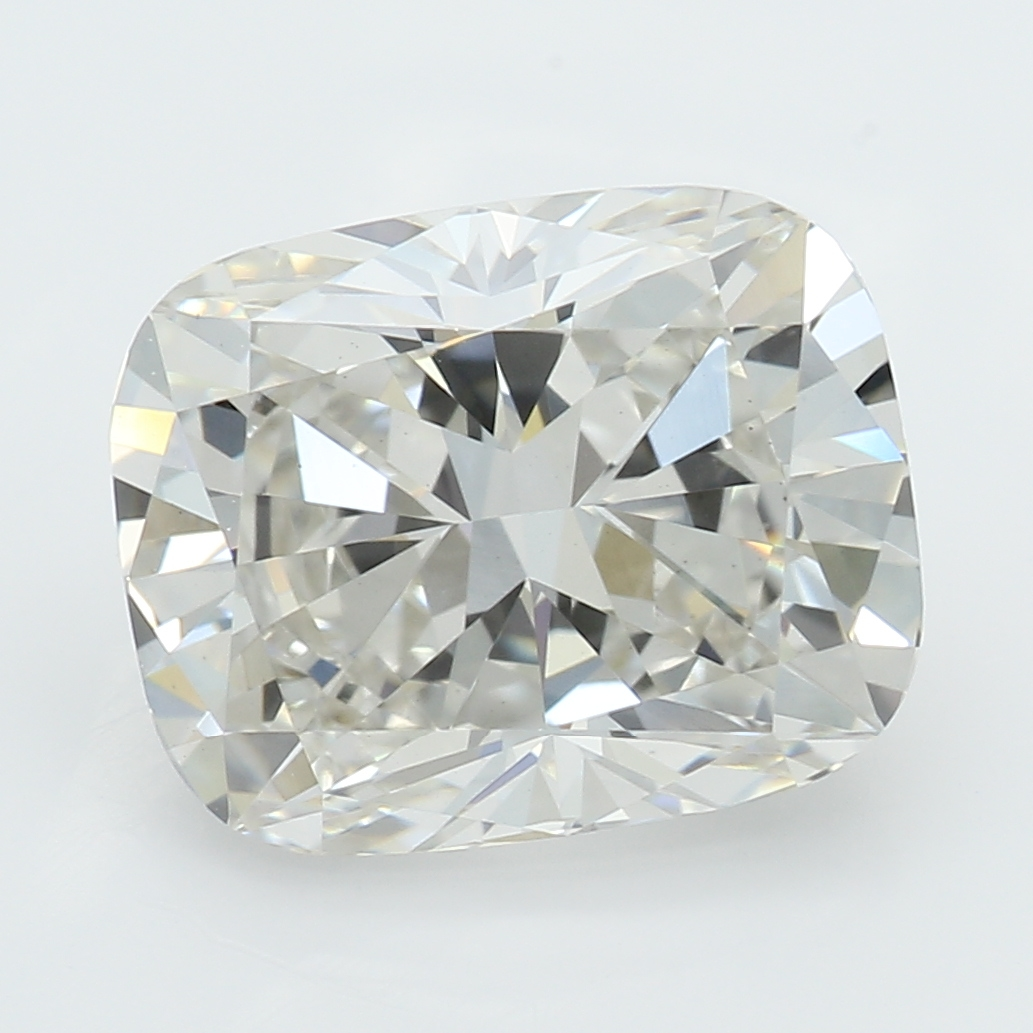 2.33 Carat I-VS1 Ideal Cushion Diamond