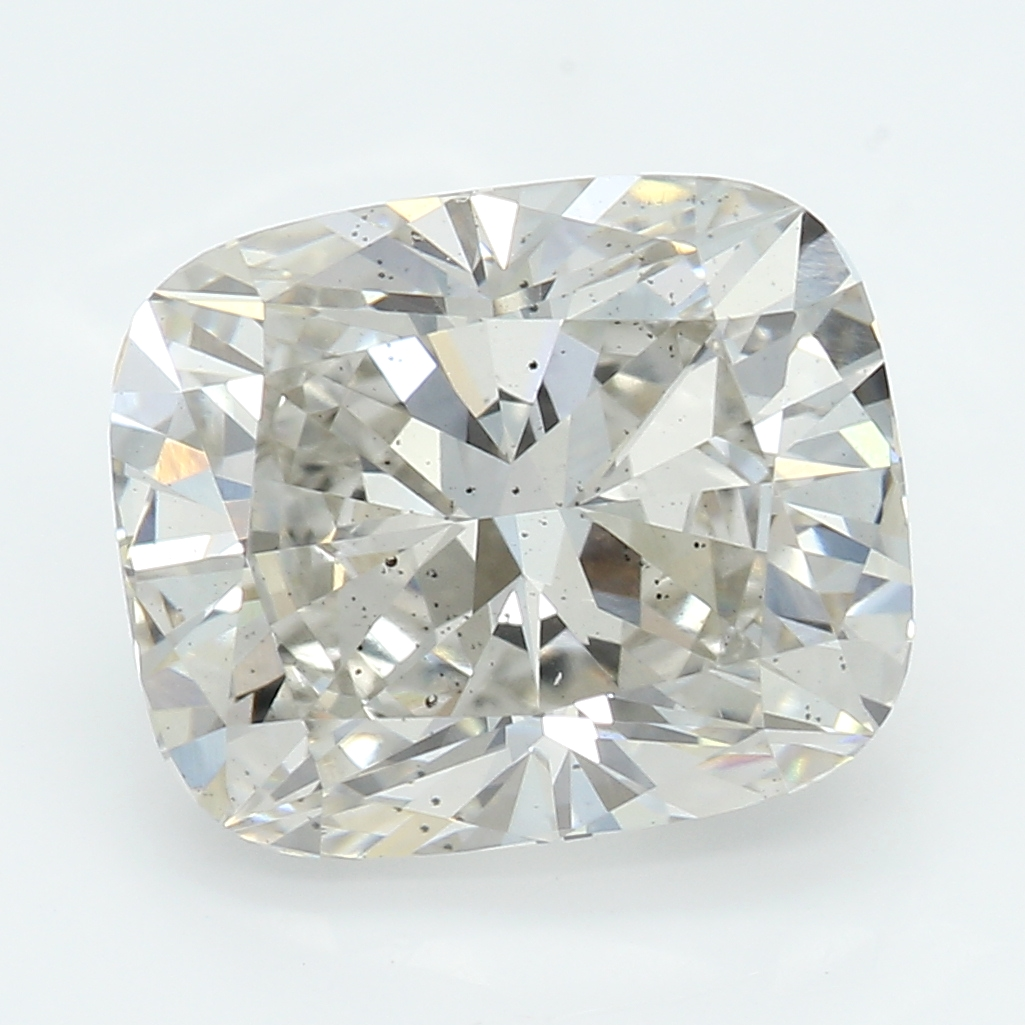 2.41 Carat I-SI1 Ideal Cushion Diamond