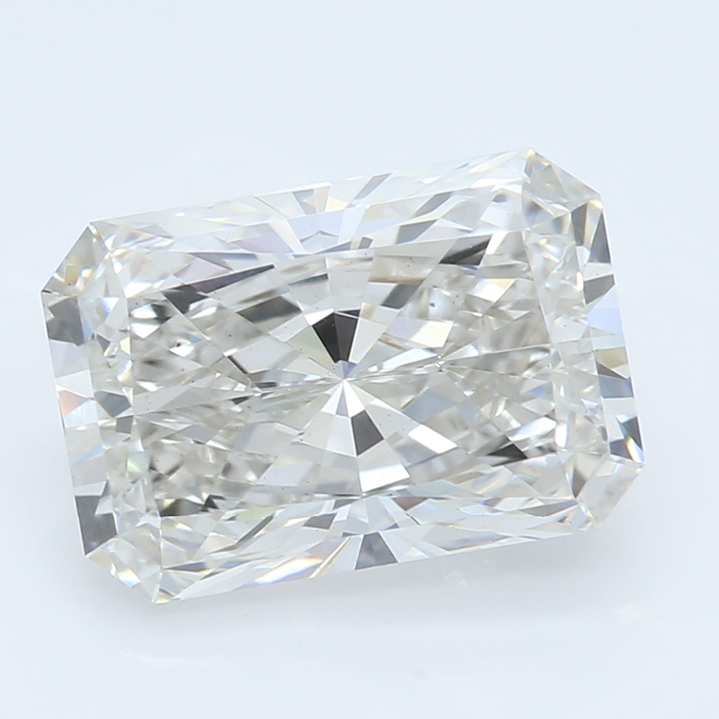 2.28 Carat I-VS2 Ideal Radiant Diamond