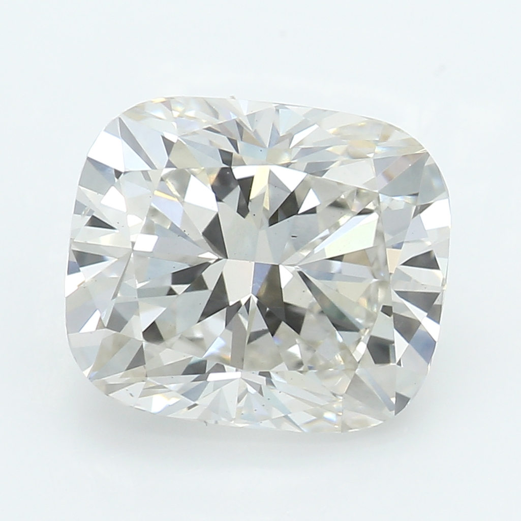 2.19 Carat H-VS2 Ideal Cushion Diamond