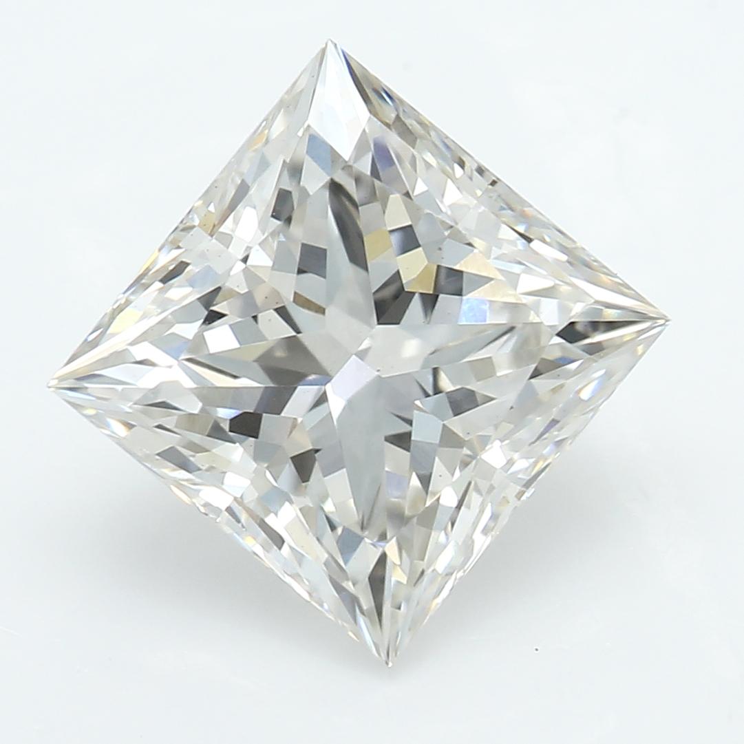 2.27 Carat I-VVS2 Ideal Princess Diamond