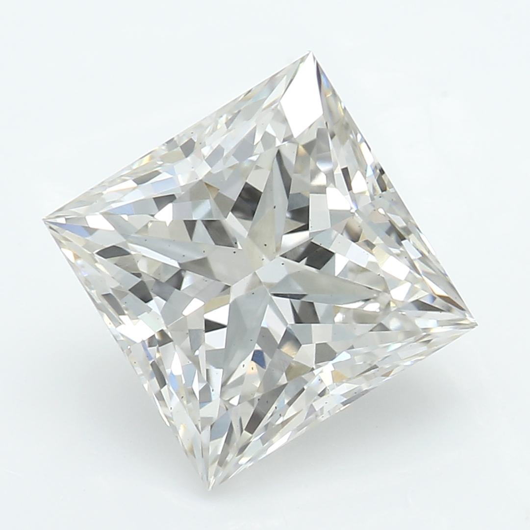 2.32 Carat I-VS2 Ideal Princess Diamond