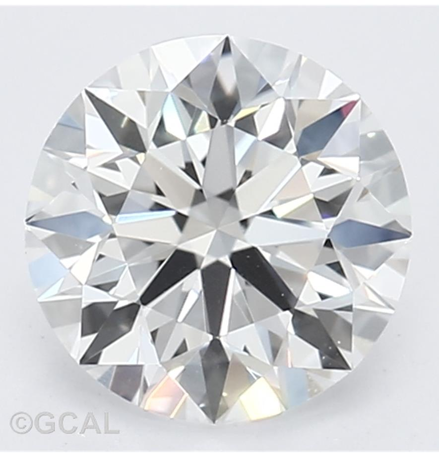 Round Cut 0.71 Carat E Color Vs2 Clarity Sku Lg3531384