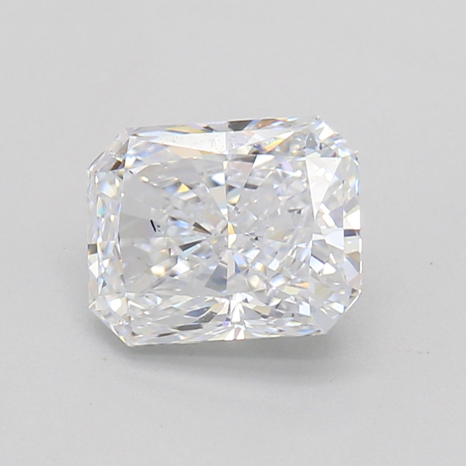 Radiant Cut 0.96 Carat E Color Si1 Clarity Sku Lg5530091