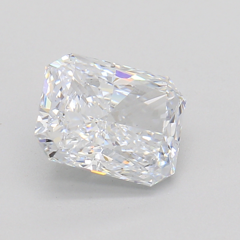 Radiant Cut 1.06 Carat F Color Si1 Clarity Sku Lg9830124