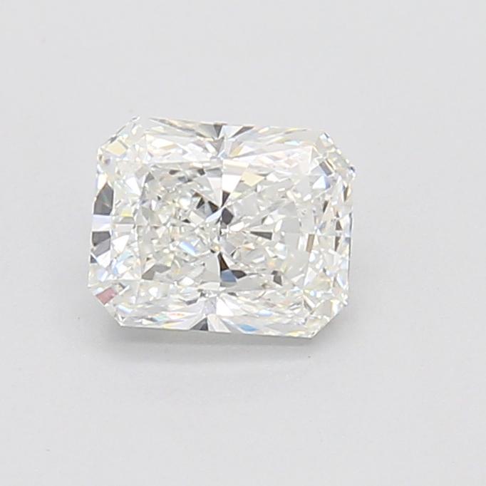 1.02-Carat Lab Created Ideally Cut Radiant Diamond