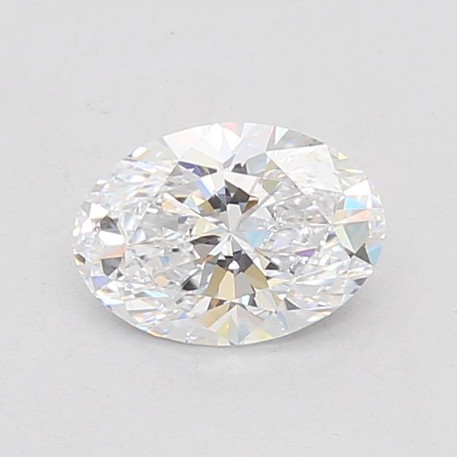 Oval Cut 0.77 Carat D Color Vs1 Clarity Sku Lg7832739