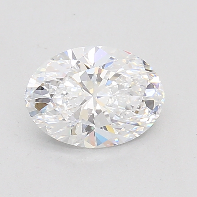 Oval Cut 0.95 Carat D Color Vs1 Clarity Sku Lg4051844