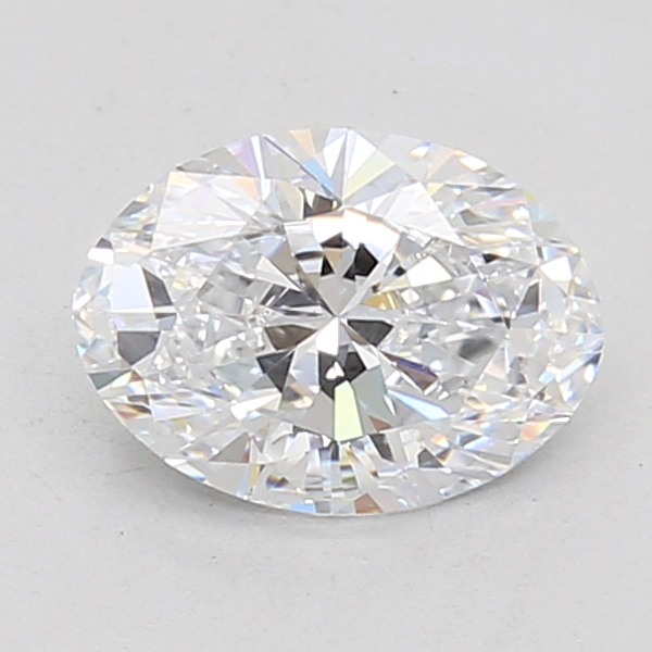 Oval Cut 1.01 Carat D Color Vs1 Clarity Sku Lg9033563