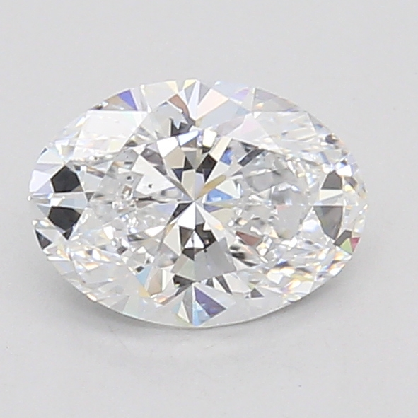 Oval Cut 1.00 Carat E Color Vs2 Clarity Sku Lg5534155