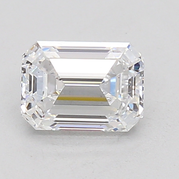Emerald Cut 0.92 Carat D Color Si1 Clarity Sku Lg2934467