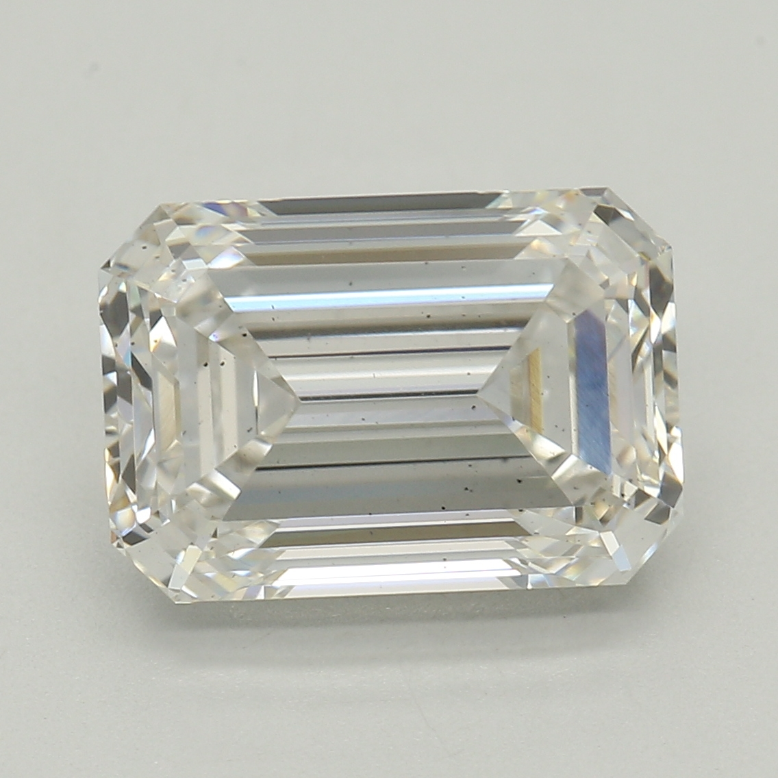 Emerald Cut 2.11 Carat I Color Si1 Clarity Sku Lg3735781