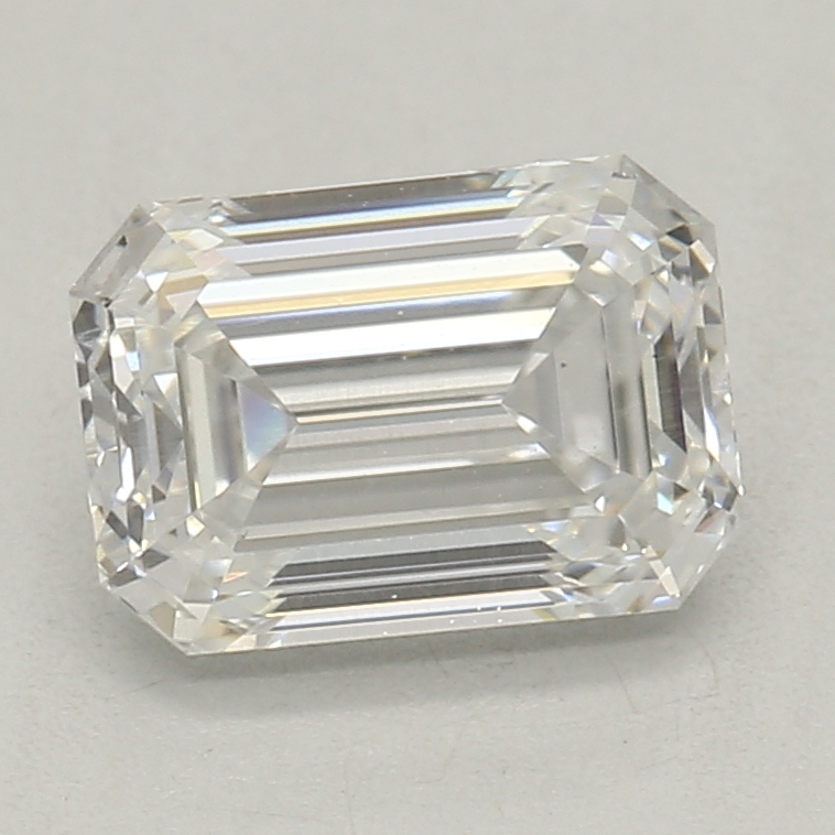 Emerald Cut 0.74 Carat E Color I1 Clarity Sku Lg5478631