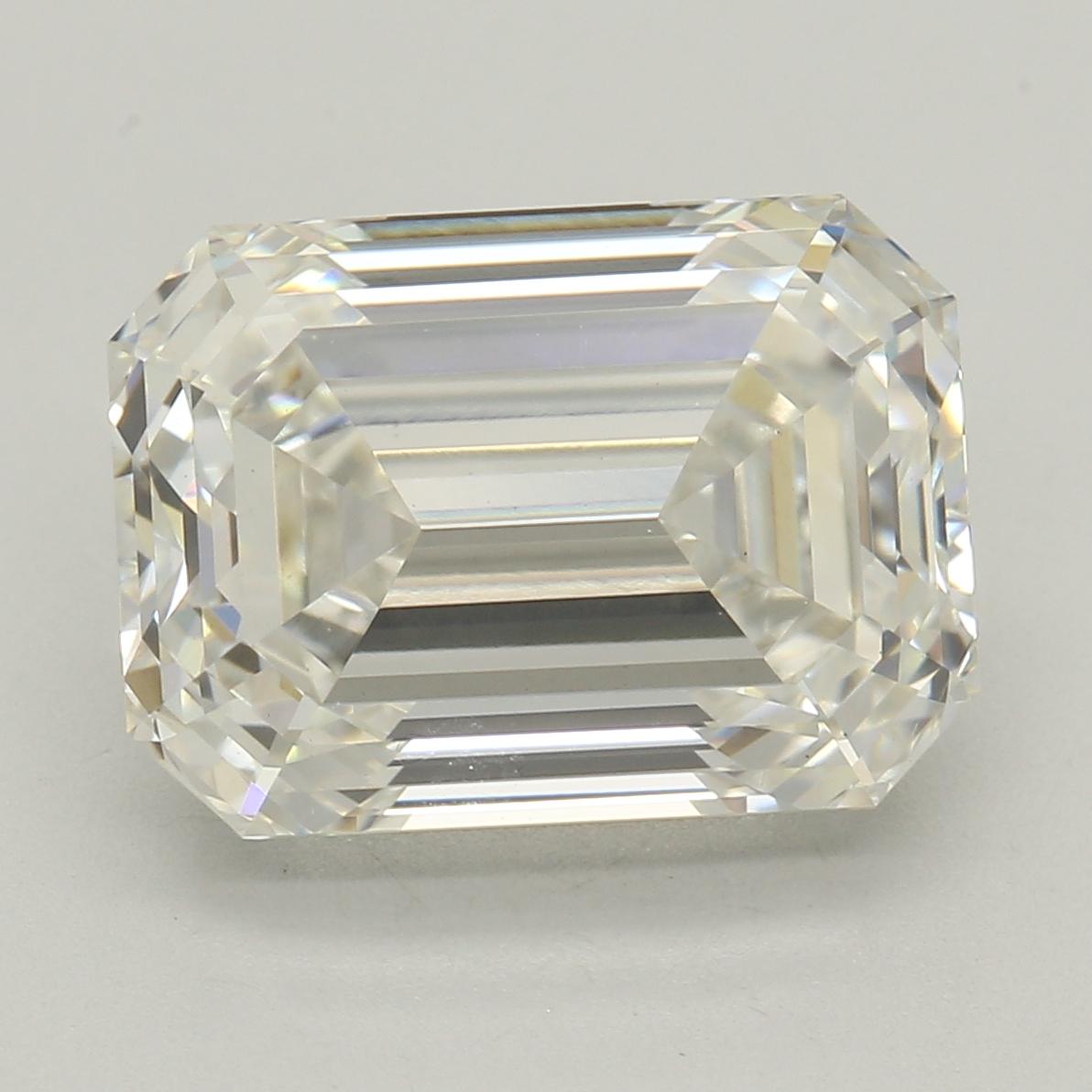 Emerald Cut 3.11 Carat J Color Vs1 Clarity Sku Lg78518527