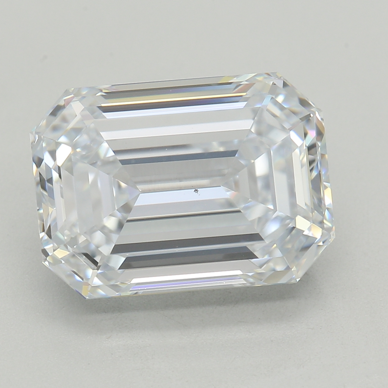 Emerald Cut 3.13 Carat G Color Vs2 Clarity Sku Lg44317333