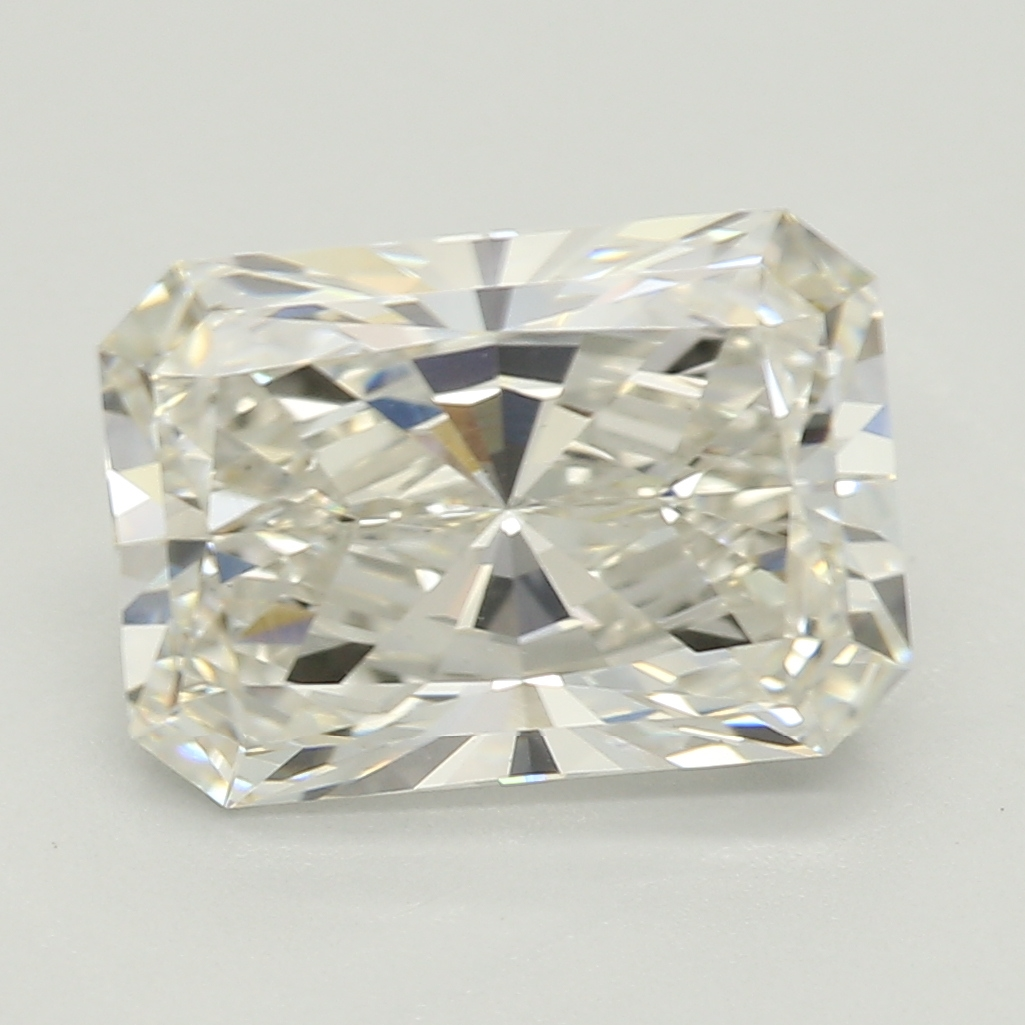 Radiant Cut 2.11 Carat H Color Vs1 Clarity Sku Lg67618466