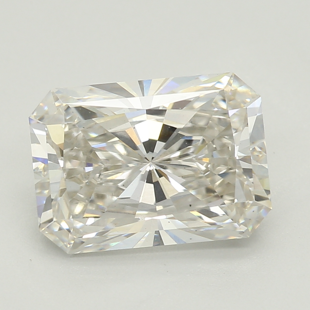 Radiant Cut 2.17 Carat H Color Vs1 Clarity Sku Lg99718460