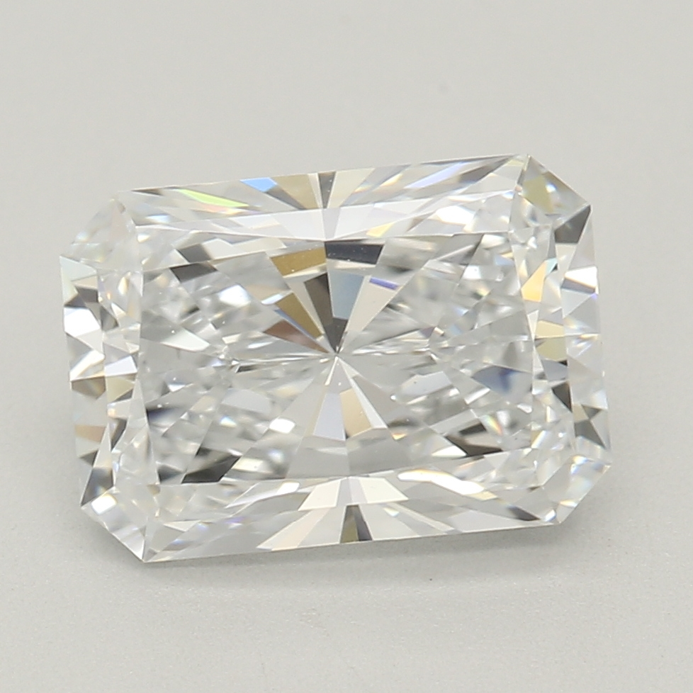 Radiant Cut 1.50 Carat E Color Vs1 Clarity Sku Lg62534569