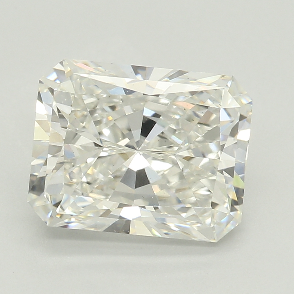 Radiant Cut 2.04 Carat H Color Vs2 Clarity Sku Lg36128905