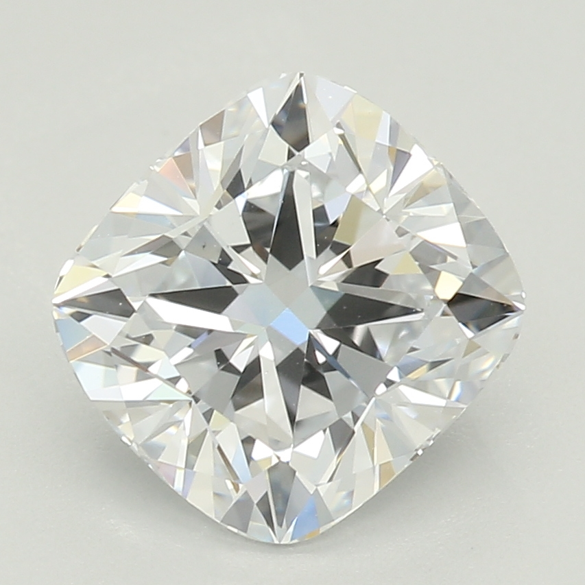 Cushion Cut 1.52 Carat F Color Vs2 Clarity Sku Lg65535187