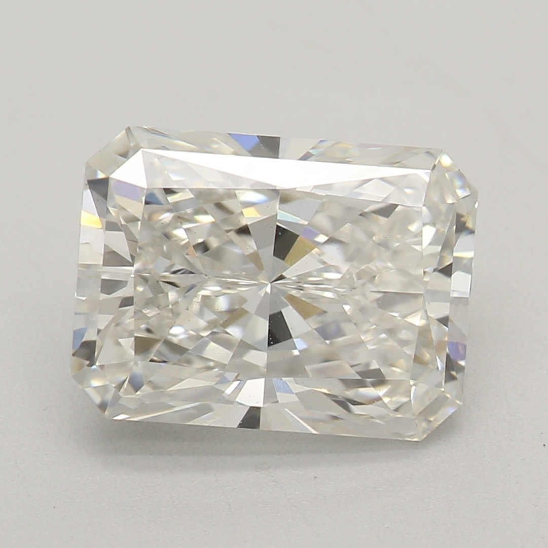 Radiant Cut 1.83 Carat H Color Vs1 Clarity Sku Lg85235300