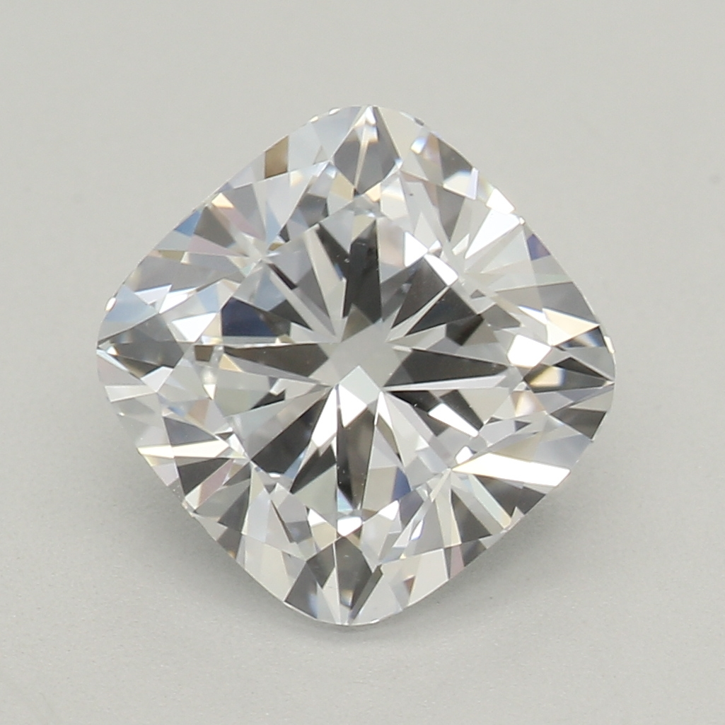 Cushion Cut 1.51 Carat F Color Vs2 Clarity Sku Lg16137544