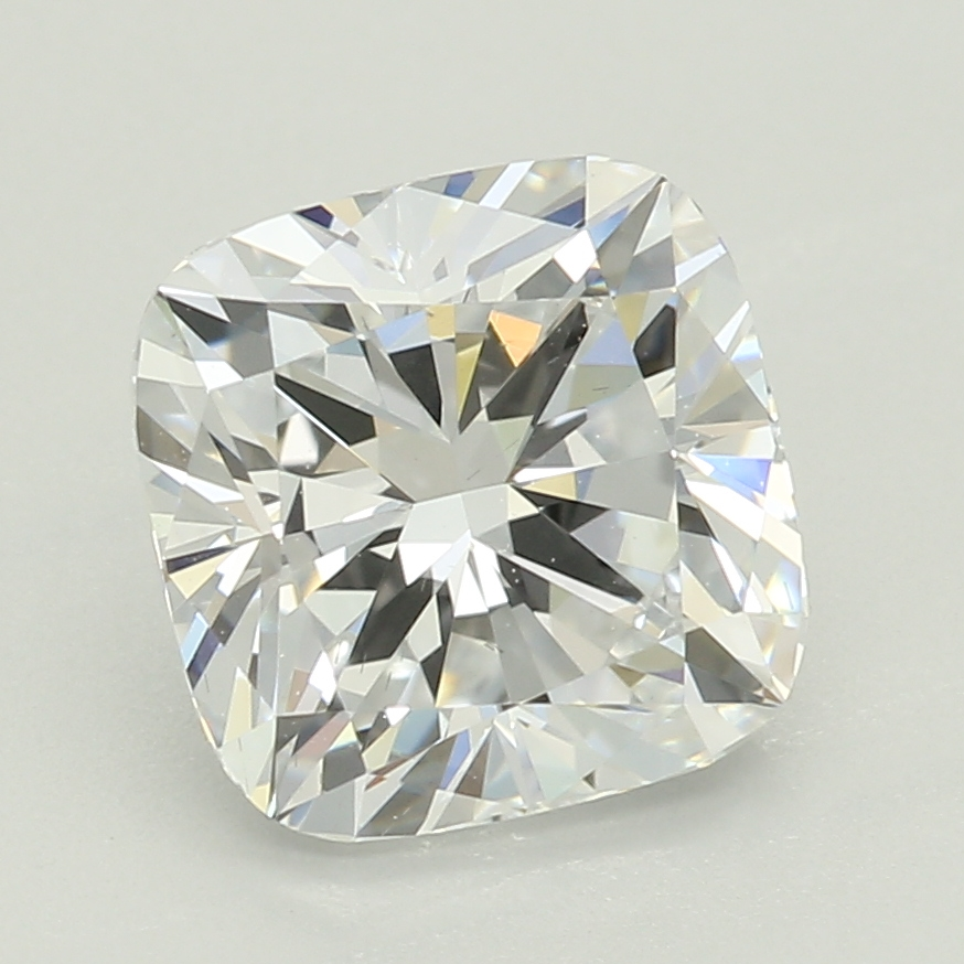 Cushion Cut 1.54 Carat E Color Vs2 Clarity Sku Lg03235834
