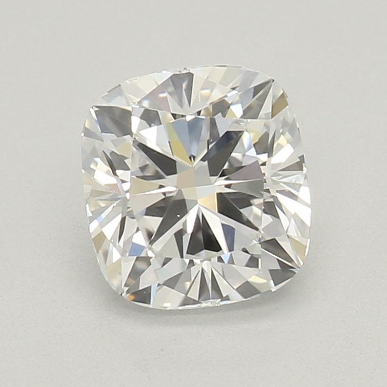 0.71-Carat Lab Created Ideally Cut Cushion Diamond