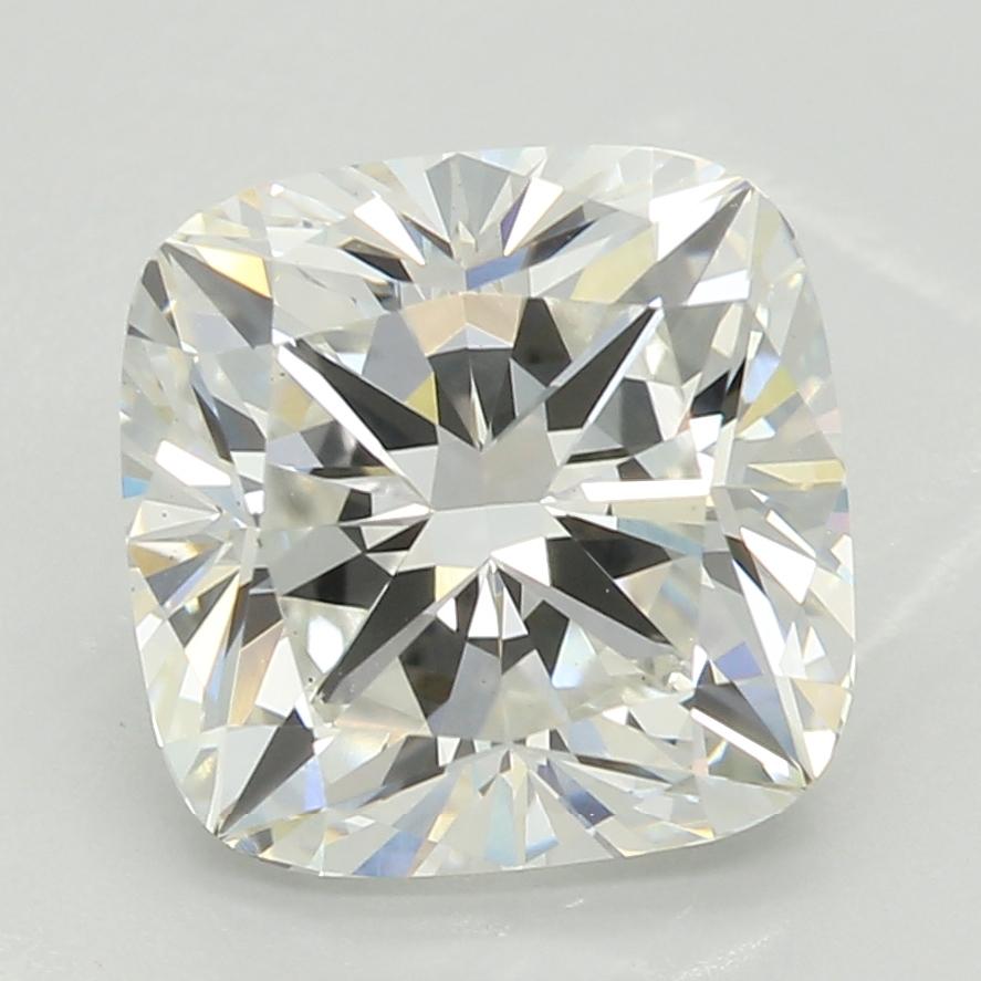 2.19 Carat I-VS2 Excellent Cushion Diamond